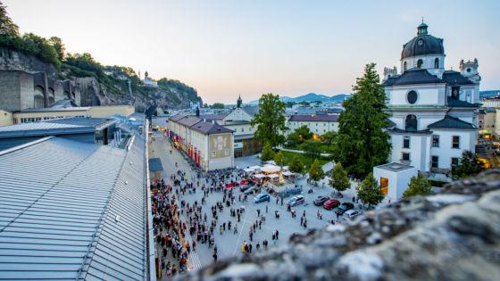 Hofstallgasse Salzburg