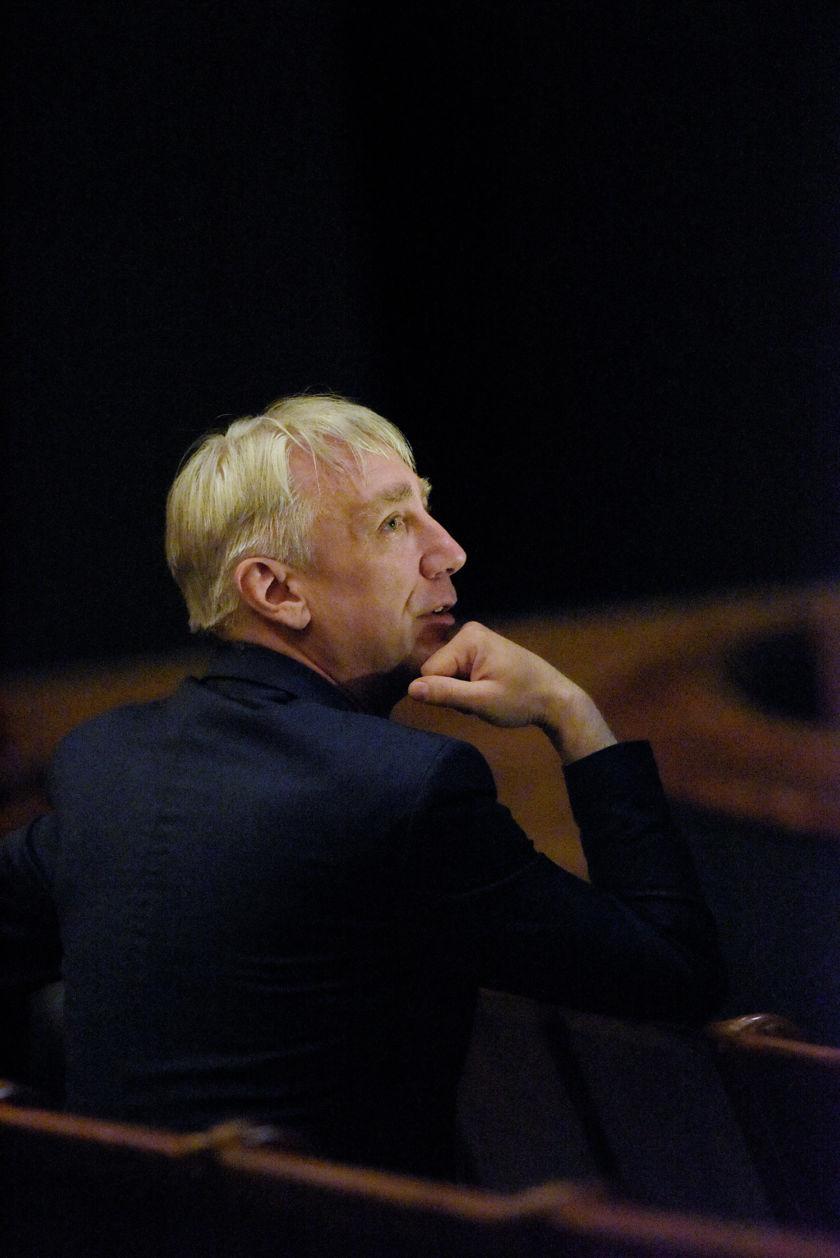 Regisseur Andreas Kriegenburg