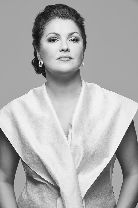 Anna Netrebko Soprano Singer