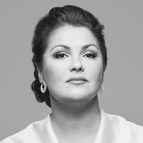 Anna Netrebko Sängerin Sopran