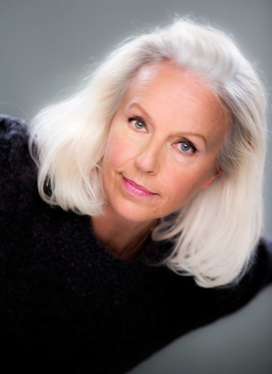 mezzo-soprano Anne Sofie von Otter