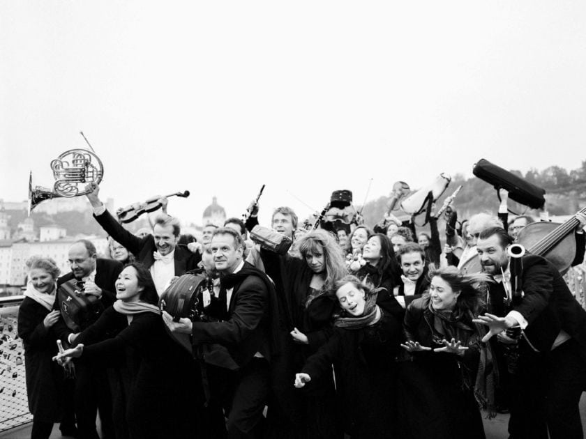 Kammerorchester Camerata Salzburg Orchester
