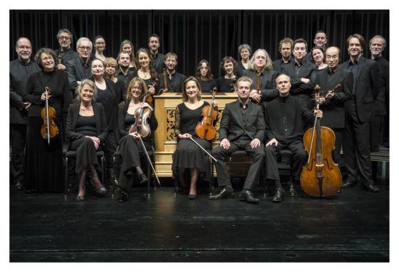 Chor Collegium Vocale Gent