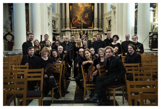 Choir Collegium Vocale Gent
