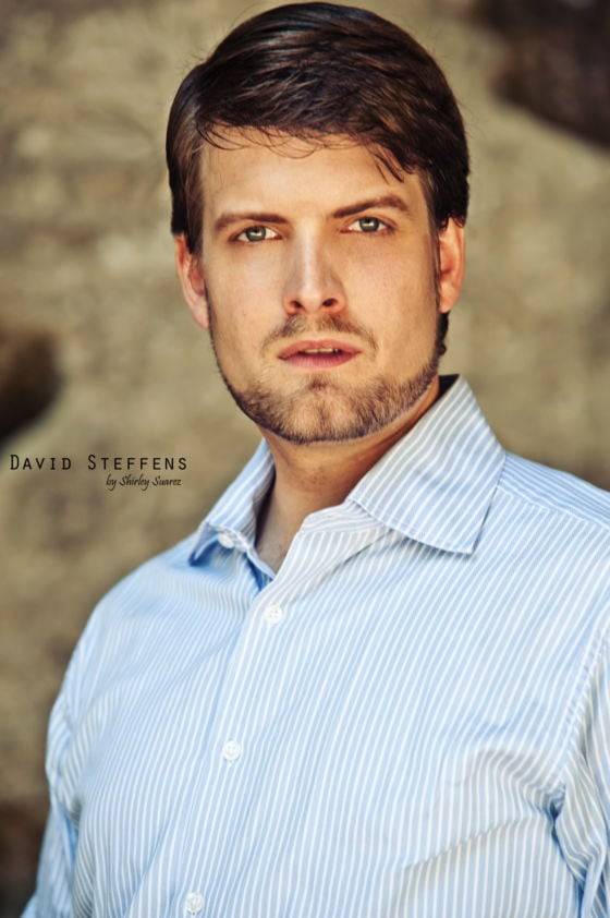 David Steffens Sänger Bass