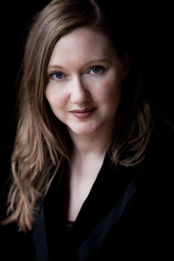 Sopran Dorothee Mields Sängerin