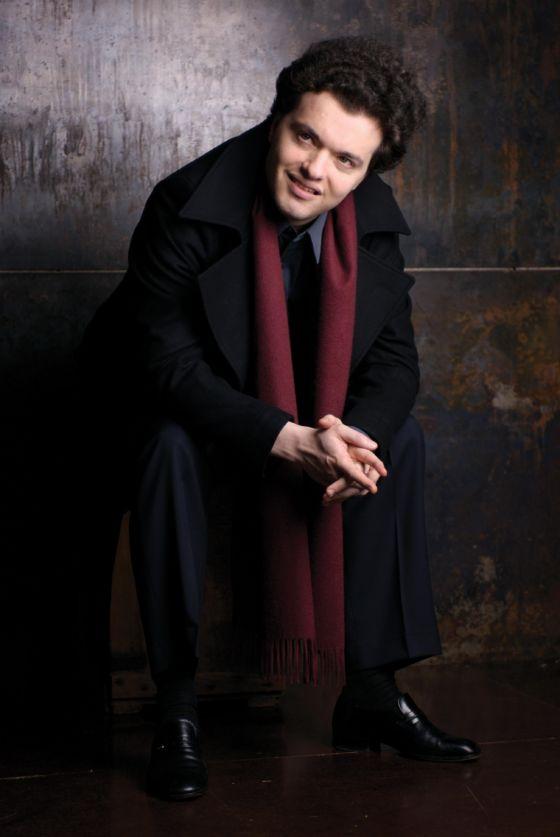 Evgeny Kissin Piano Player