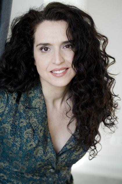 Frances Pappas Singer Mezzo-soprano