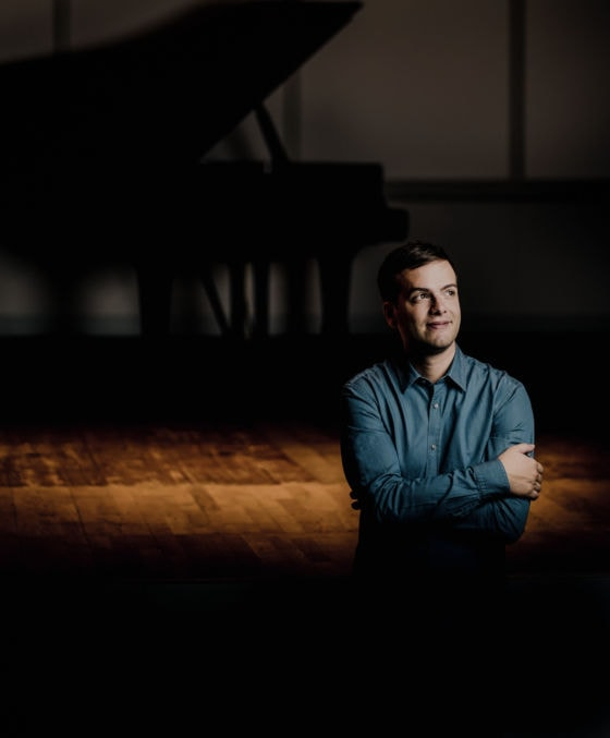 Francesco Piemontesi Pianist Klavier