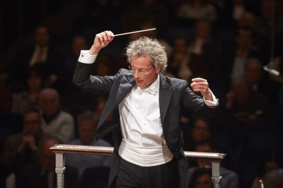 Dirigent Franz Welser-Möst