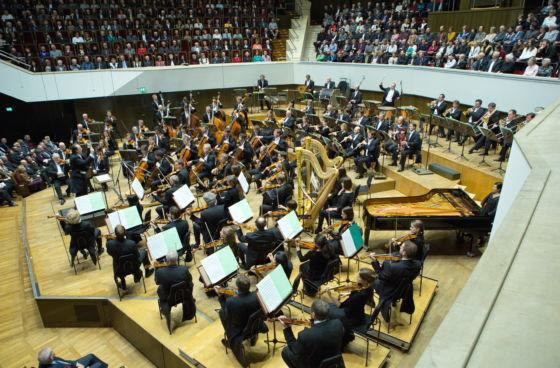 Gewandhausorchester Leipzig Orchester