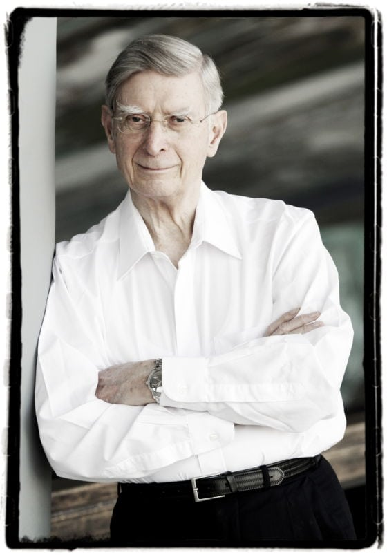 Herbert Blomstedt conductor