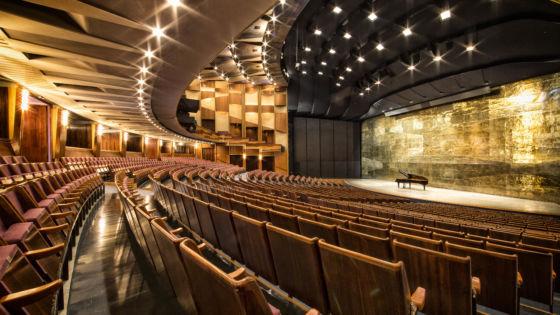 Klavier Konzert Salzburger Festspiele Großes Festspielhaus