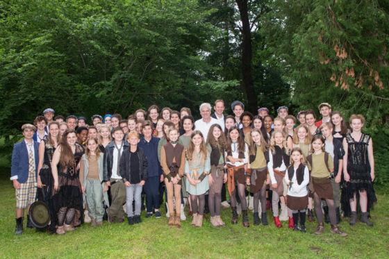Salzburger Festspiele und Theater Kinderchor