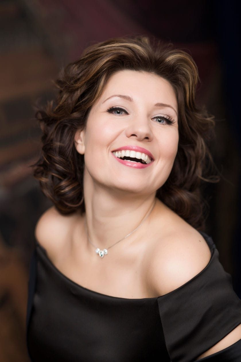 Marina Rebeka Sängerin Sopran