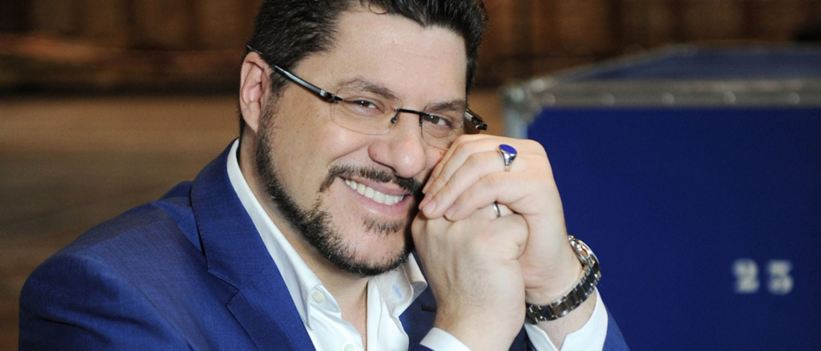 Luca Salsi Sänger Bariton
