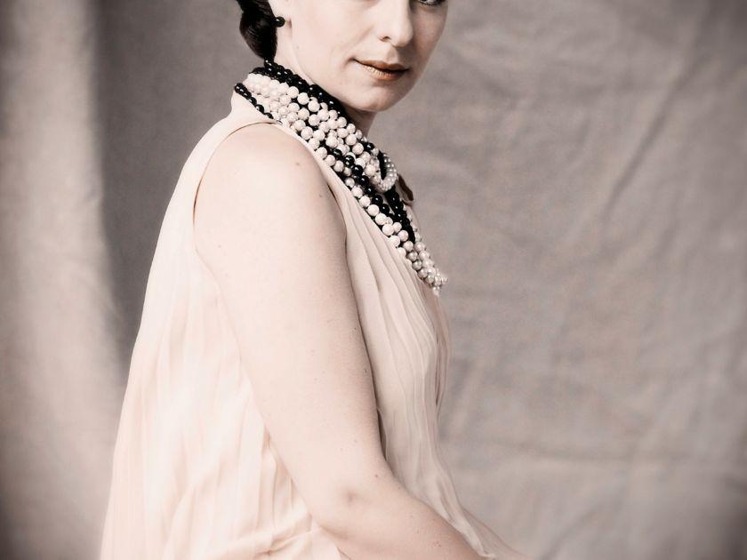 Anaïk Morel Sängerin Mezzosopran
