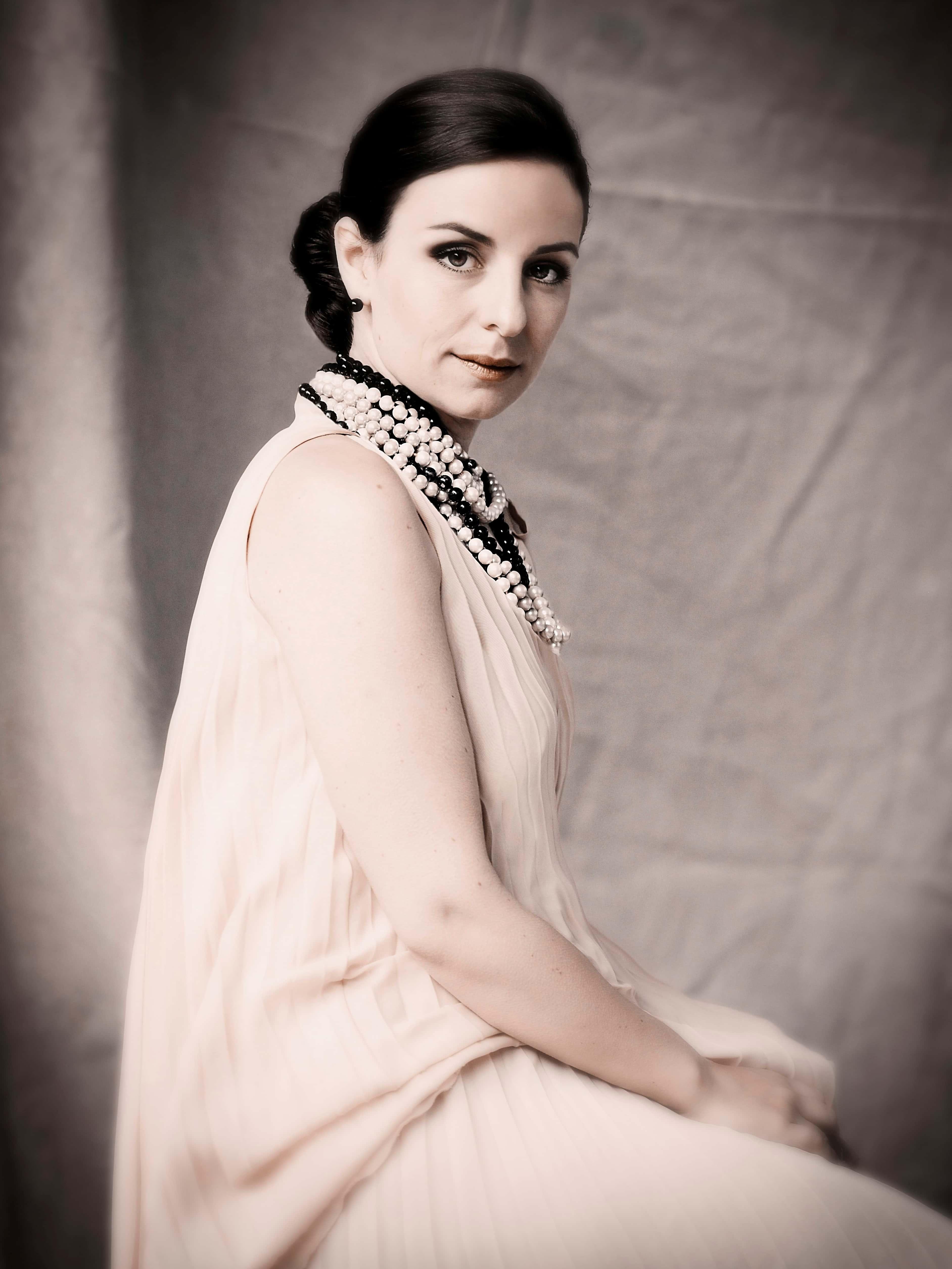 Anaïk Morel Singer Mezzo-soprano