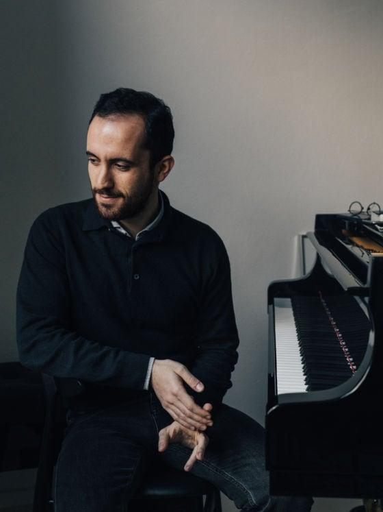 Igor Levit Piano Player