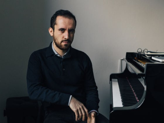 Igor Levit Piano Player