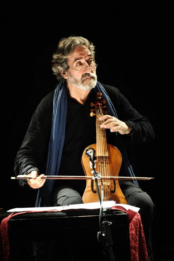 Dirigent Gambist Jordi Savall