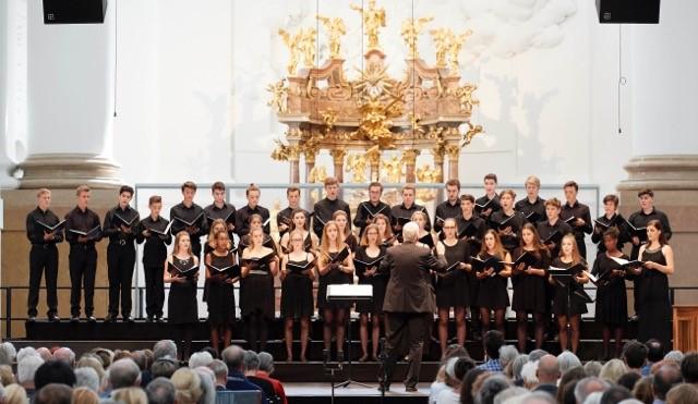Salzburger Festspiele Kollegienkirche Konzert