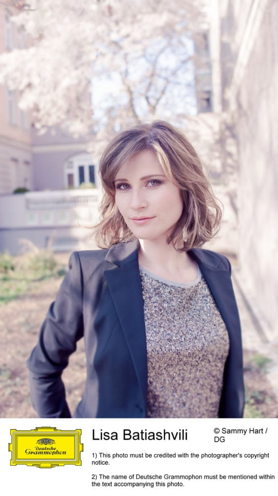 Lisa Batiashvili Violinistin Violine