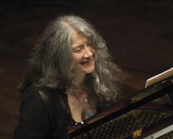 Martha Argerich Pianistin Klavier