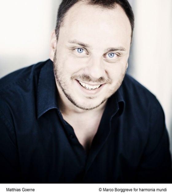 Matthias Goerne Sänger Bariton