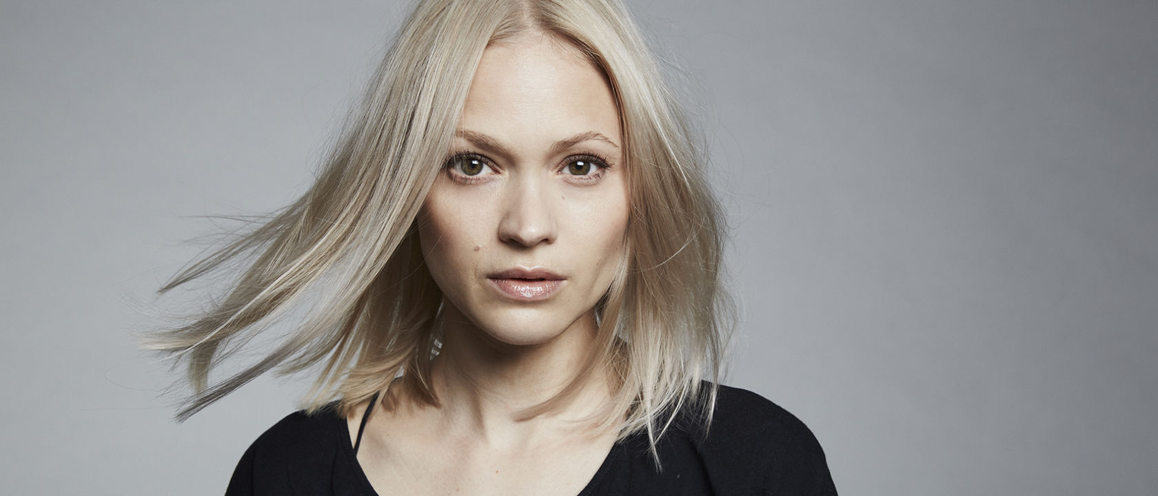 Schauspielerin Mavie Hörbiger