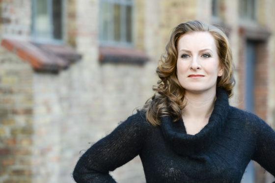 Paula Murrihy Sängerin Mezzosopran