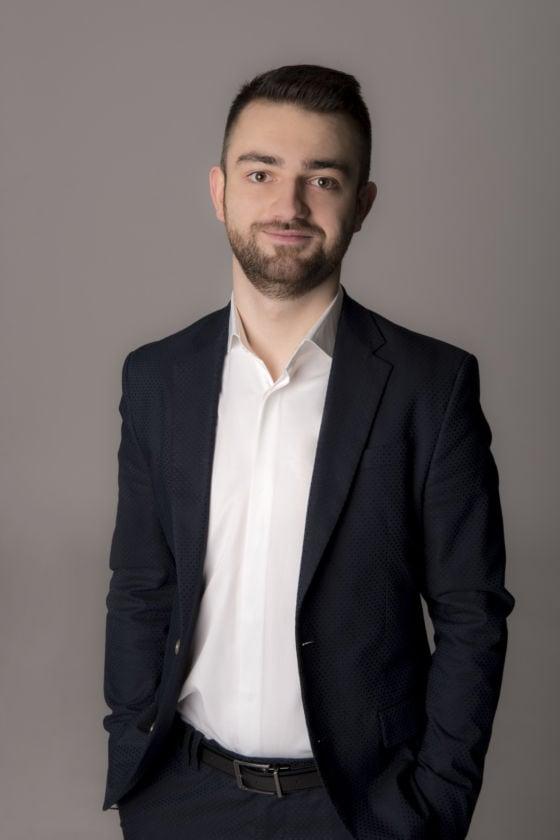 Paweł Trojak Sänger Bariton