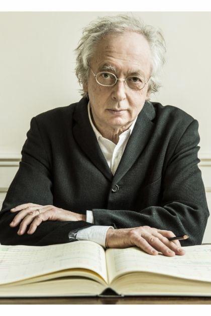 conductor Philipp Herreweghe