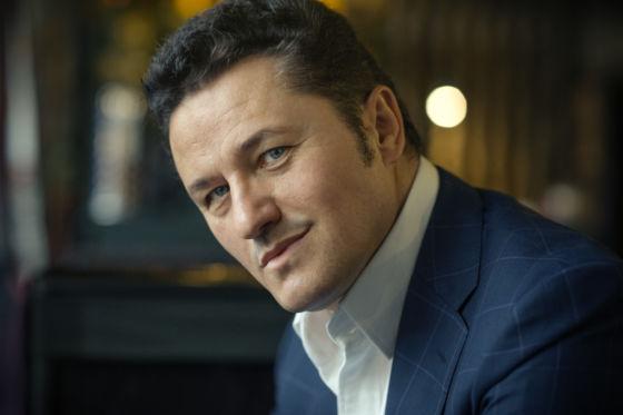 tenor Piotr Beczala sänger
