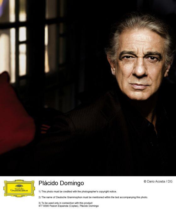 Plácido Domingo Sänger Tenor