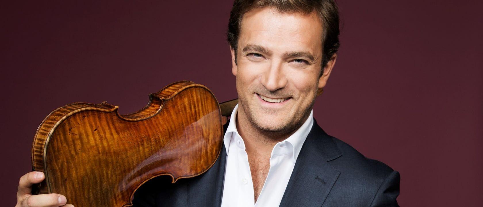 Renaud Capuçon Violinist Violine