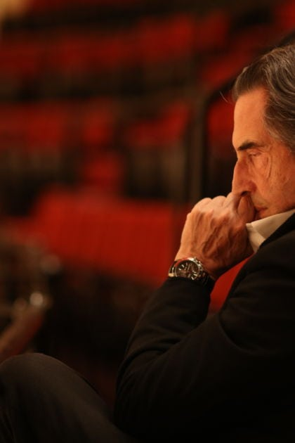 Riccardo Muti Dirigent