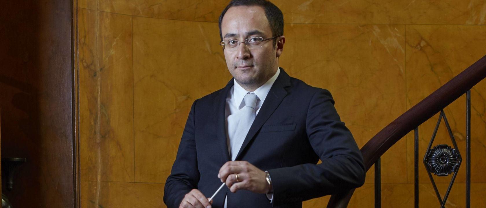 Riccardo Minasi Conductor