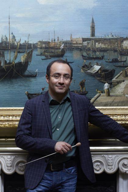 Riccardo Minasi Dirigent
