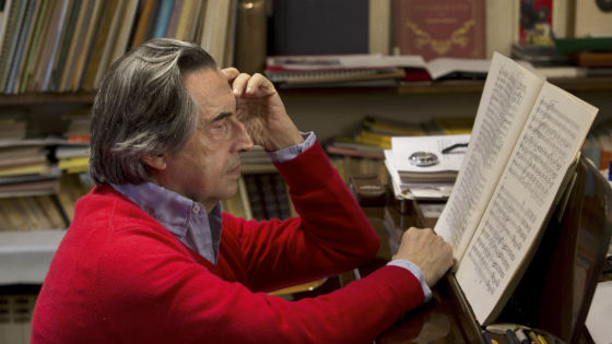 Riccardo Muti conductor