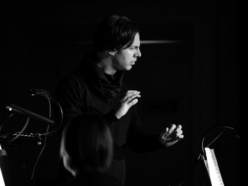 Teodor Currentzis Conductor