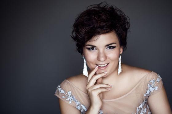Teresa Iervolino singer mezzo-soprano