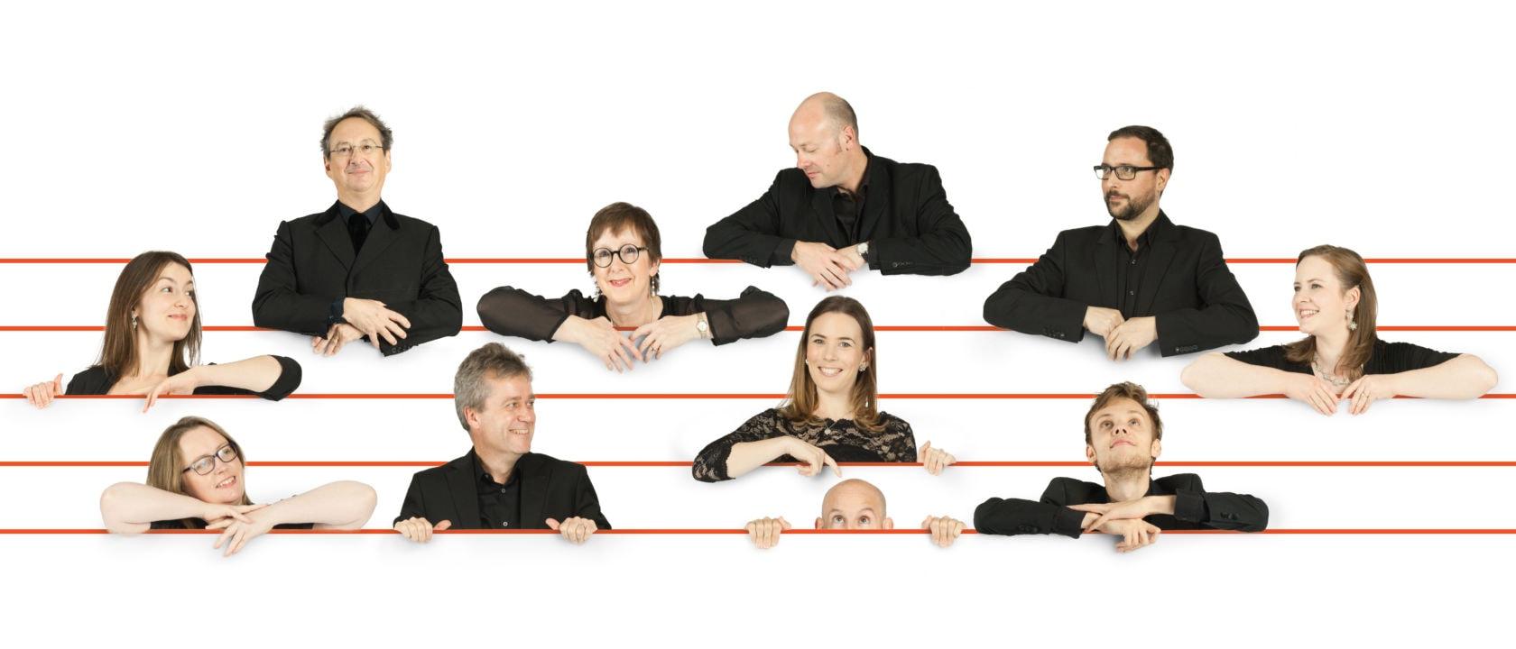 The Tallis Scholars Ensemble