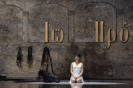 Salzburger Festspiele 2018 Salome Oper Asmik Grigorian