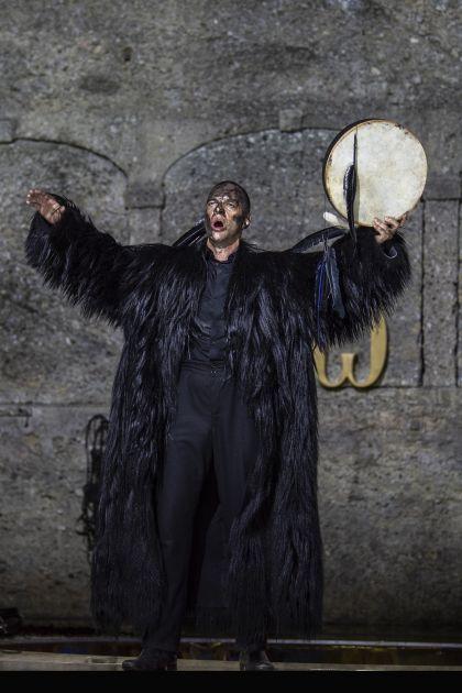 Salzburg Festival 2018 Salome Opera Asmik Grigorian Gábor Bretz