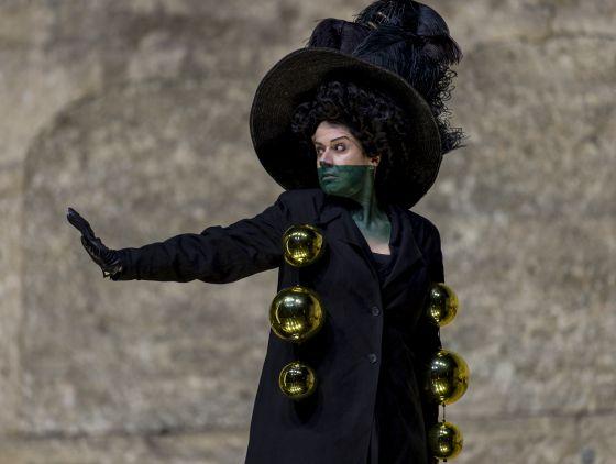 Salzburger Festspiele 2018 Salome Oper Anna Maria Chiuri