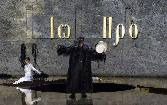 Salzburger Festspiele 2018 Salome Oper Asmik Grigorian Gábor Bretz
