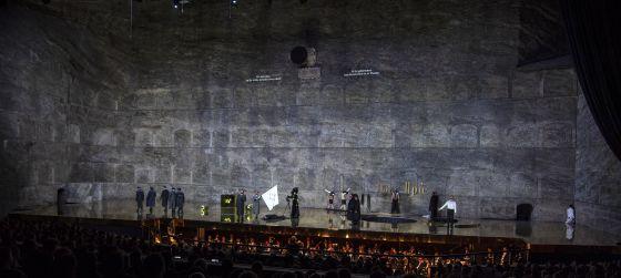 Salzburger Festspiele 2018 Salome Ensemble Oper