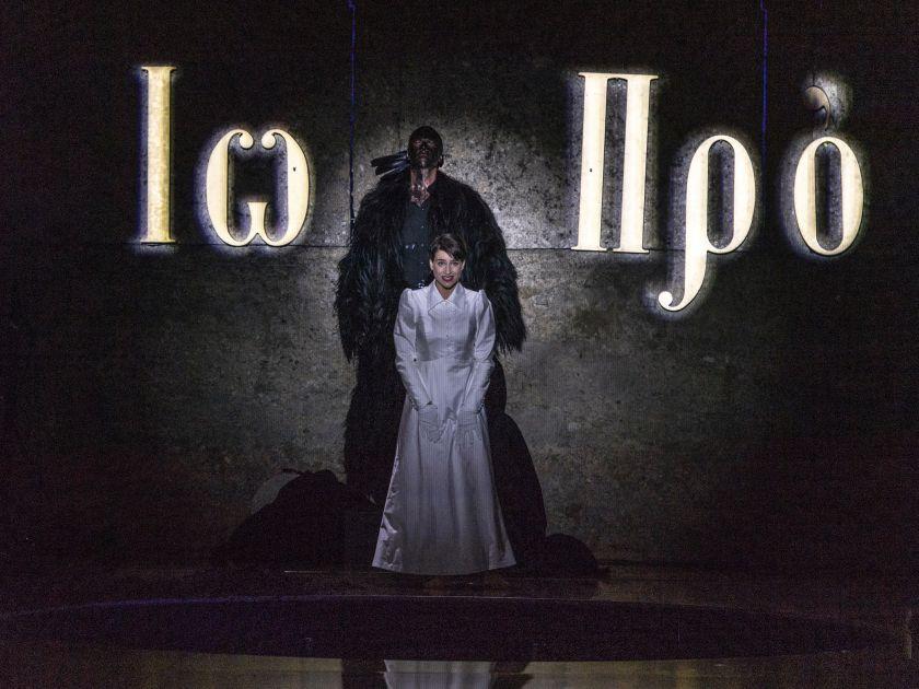 Salzburger Festspiele 2018 Salome Asmik Grigorian Gábor Bretz Jochanaan Oper