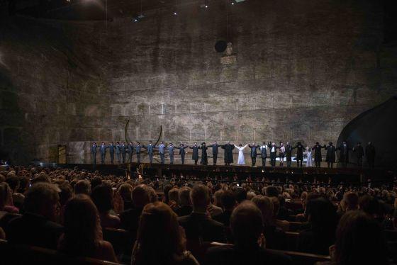 Salzburger Festspiele 2018 Salome Ensemble